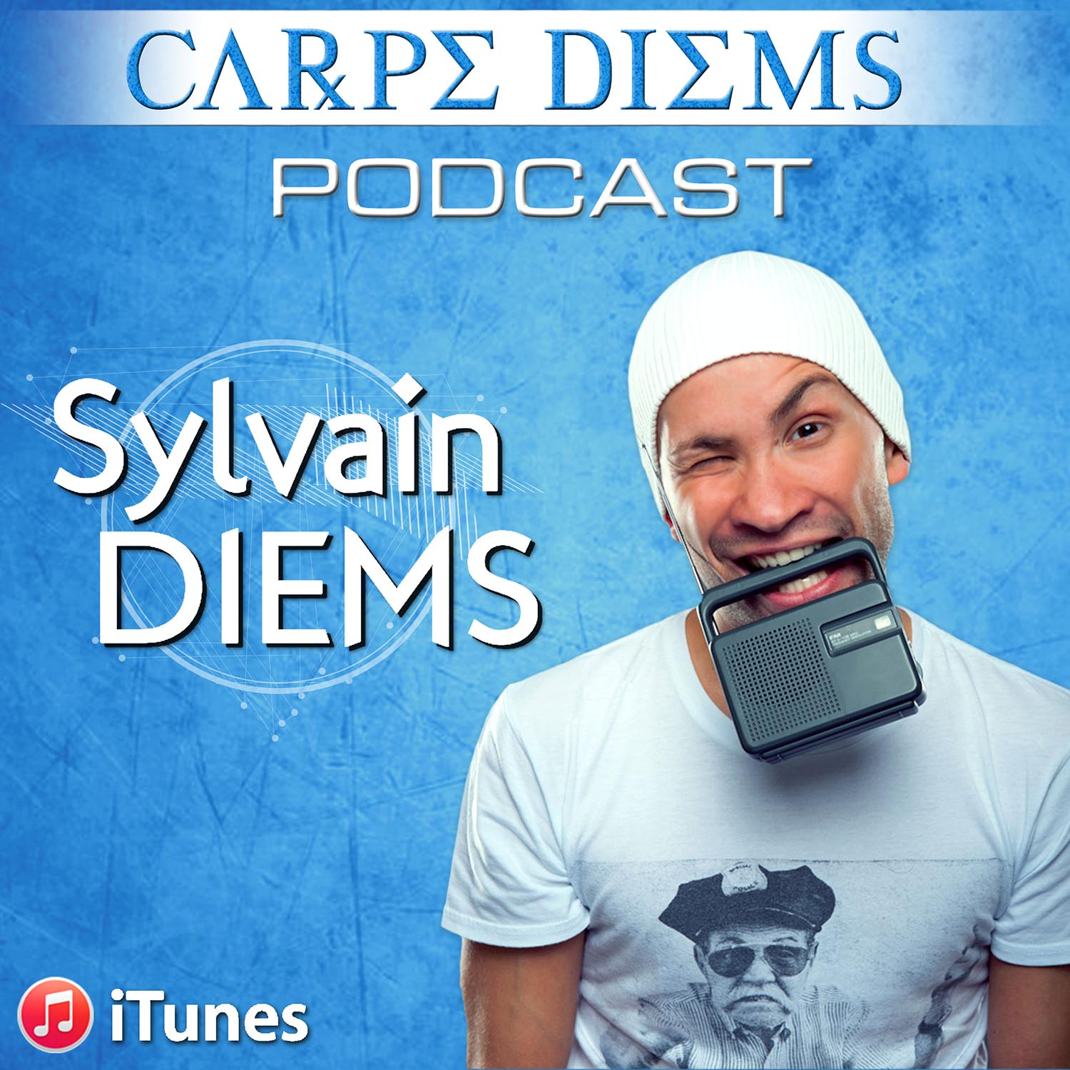 CARPE DIEMS podcast by SYLVAIN DIEMS